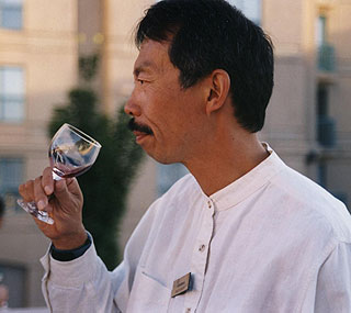 Sandhill Mater Winemaker, Howard Soon